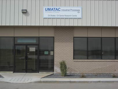 UMATAC Research Laboratory and Pilot Plant